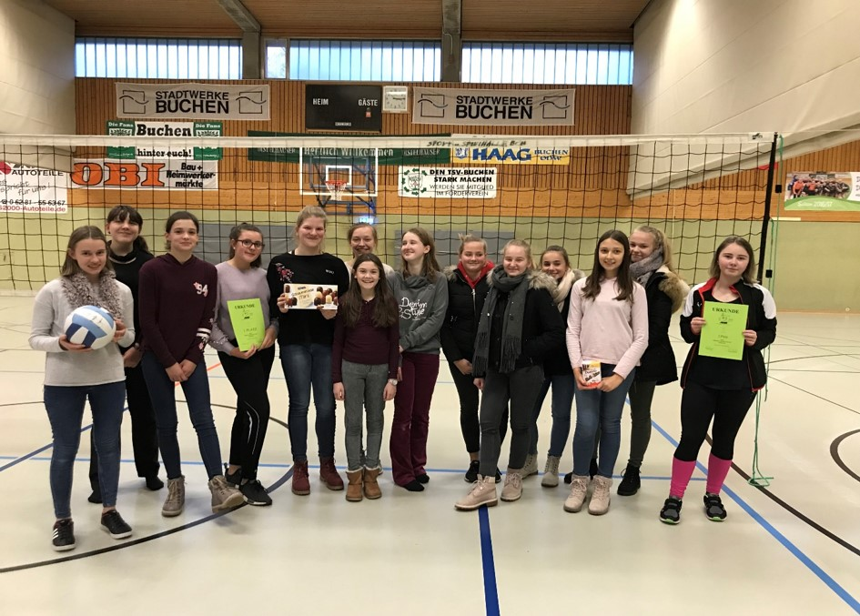 2018 12 09 Volleyballturnier w 2